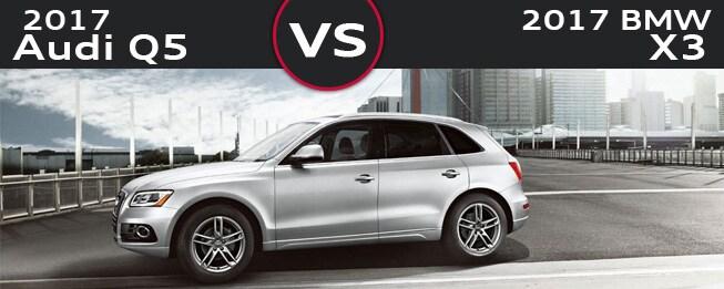 2017 Audi Q5 vs. 2017 BMW X3: Head to Head | U.S. News