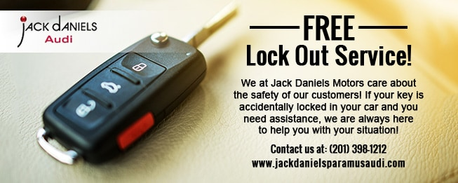 Free Lock Out Service in Paramus NJ, Fair Lawn NJ, and Jersey City, NJ