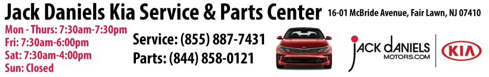 Schedule Kia Service in Fair Lawn NJ