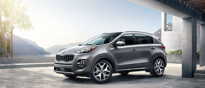 New 2017 Kia Sportage Fair Lawn NJ