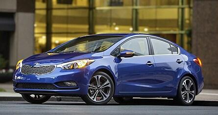2014 Kia Forte vs Hyundai Elantra Comparison NJ   Jack ...