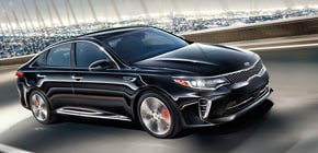 New Kia Optima Exterior Fair Lawn NJ
