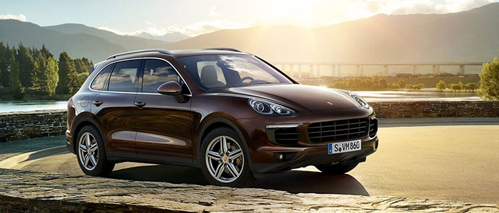 New 2017 Porsche Cayenne For Sale Upper Saddle River Nj