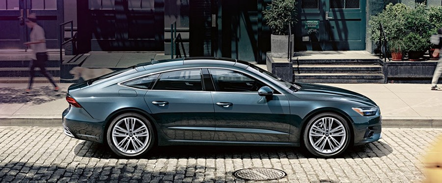 New Audi A7 in New Jersey