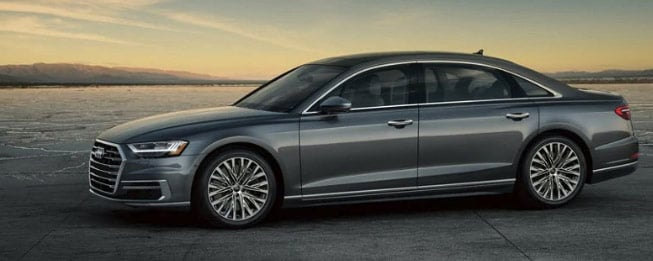 New 2019 Audi A8 for sale in New Jersey