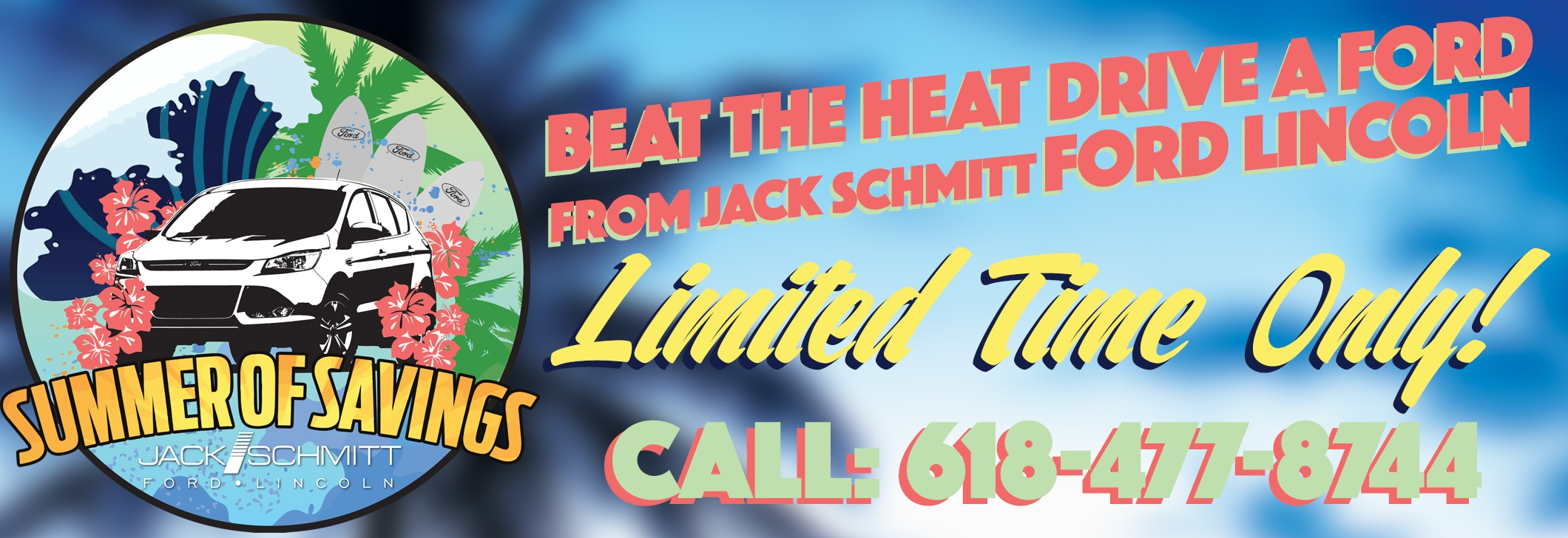 New Ford Dealer Collinsville IL Jack Schmitt
