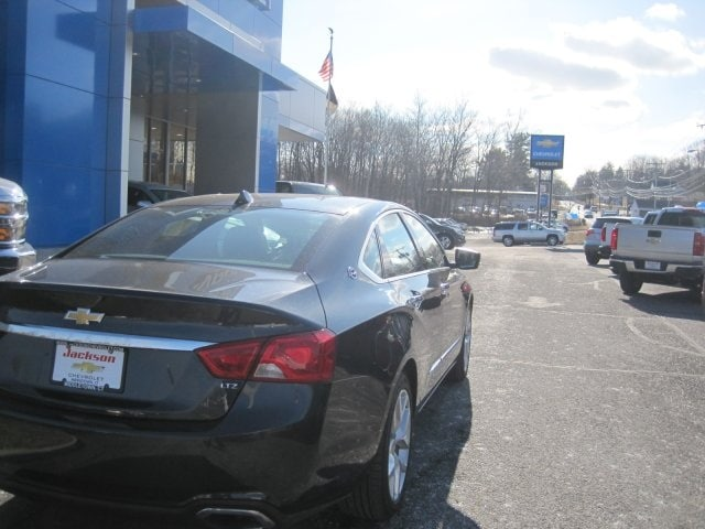 impala ltz w 2lz sedan for sale at jackson chevy dealer in ct. Cars Review. Best American Auto & Cars Review