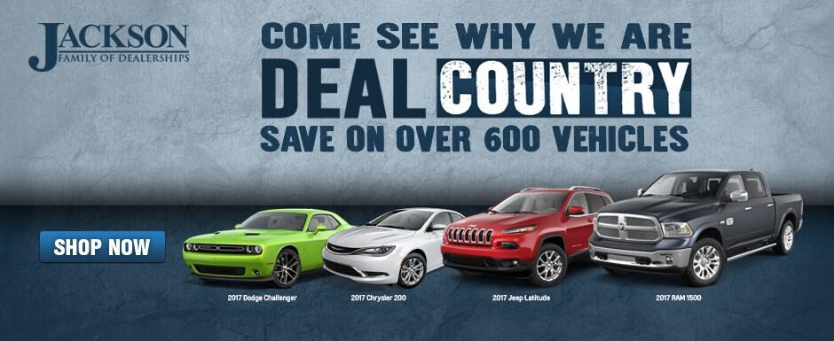 Jackson Car Dealership Sullivan Il