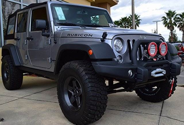 Jeep Dealership Jacksonville Fl >> New 2017 Jeep Wrangler Unlimited Rubicon 4x4 For Sale | Jacksonville FL