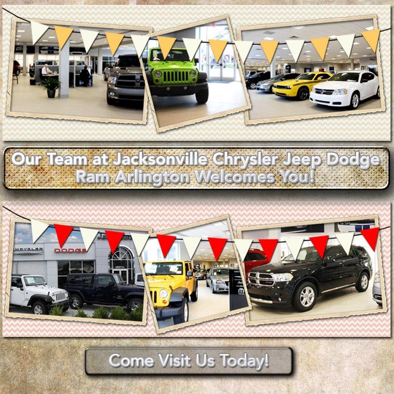 Jacksonville Arlington dealership photos