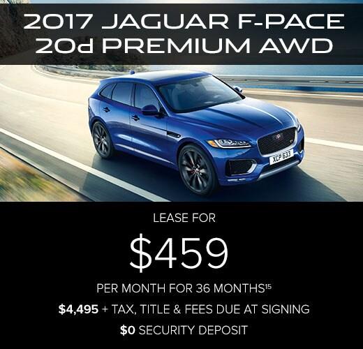 Jaguar Xj Lease: New Jaguar Dealership In El Paso, TX 79925