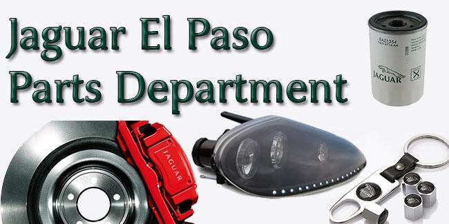 Jaguar Parts Department El Paso Las Cruces Auto Parts