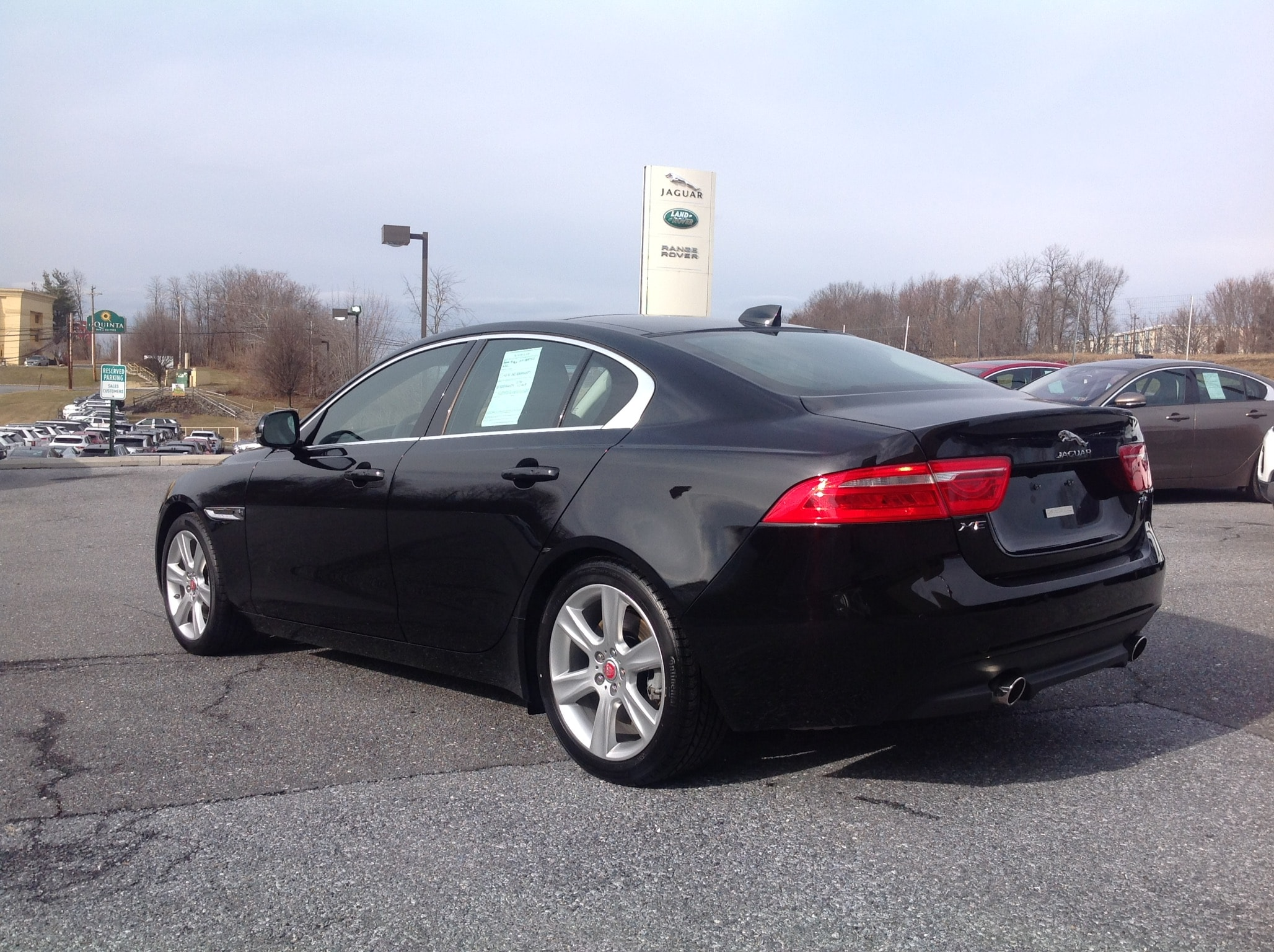 used 2017 jaguar xe for sale harrisburg pa. Black Bedroom Furniture Sets. Home Design Ideas