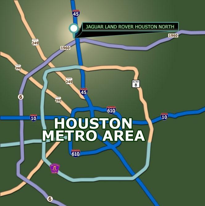 Jaguar For Sale In Houston: About Jaguar Houston North