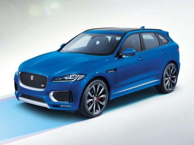 New Jaguar F-Pace Luxury SUV