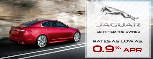 Jaguar CPO - 0.9% APR