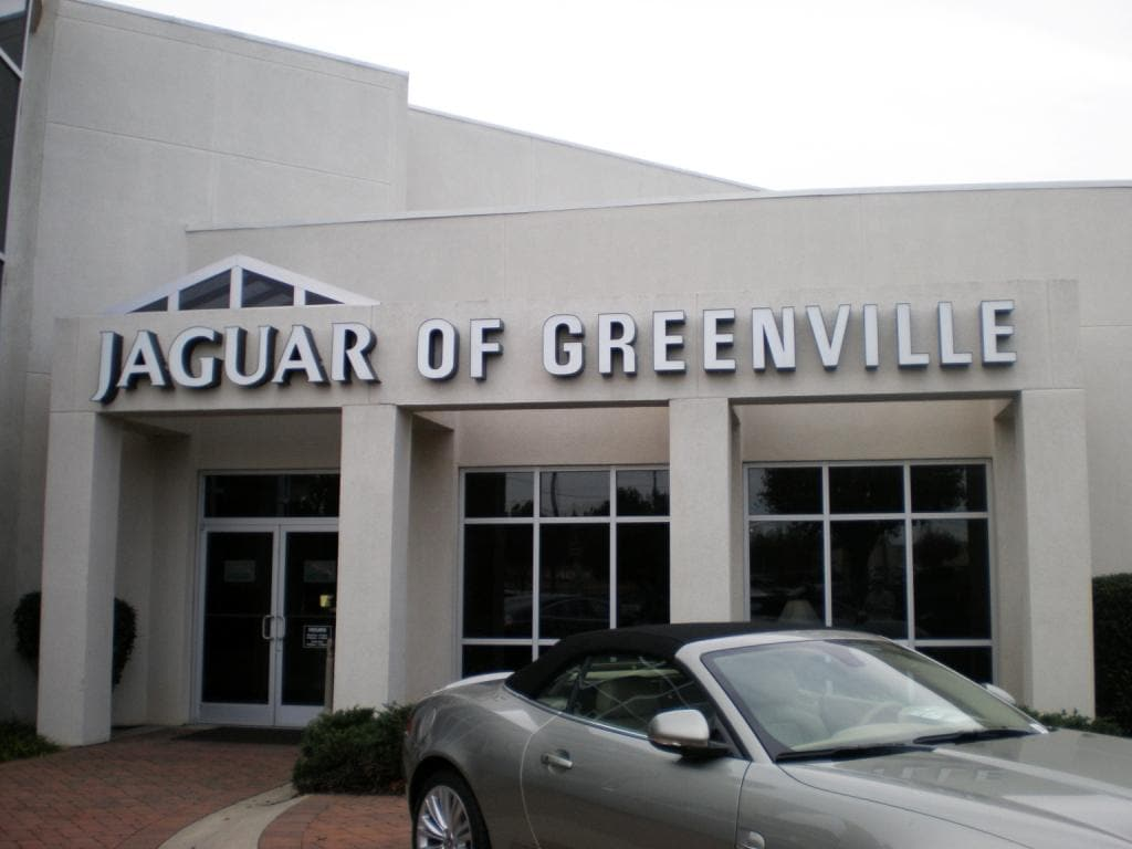 jaguar greenville dealership hours and directions from. Black Bedroom Furniture Sets. Home Design Ideas