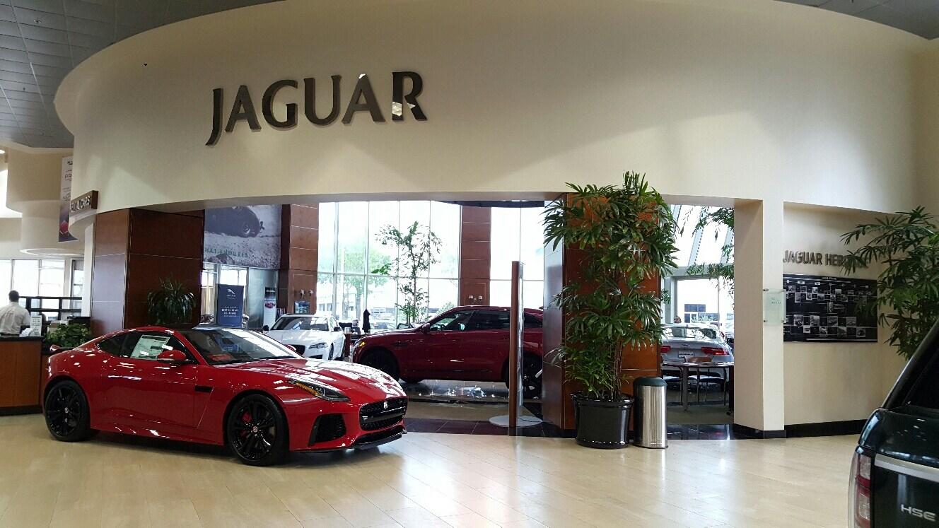About Us Jaguar Southwest Houston Luxury Car Dealer