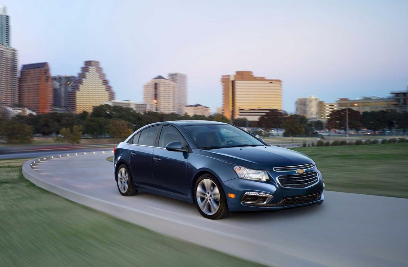 2016 Chevy Cruze Limited for sale in Cincinnati
