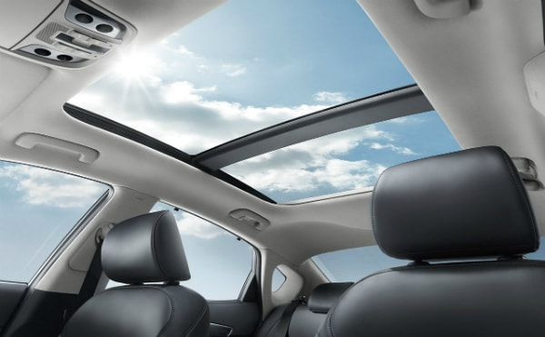 2017 KIA Cadenza panoramic moonroof