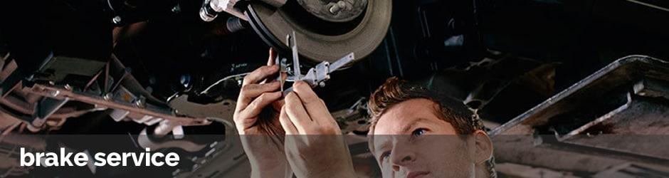Mazda brake service in Cincinnati