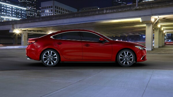2016 Mazda6 vs Honda Accord in  Cincinnati