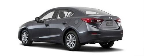 2018 Mazda3 Exterior - Rear