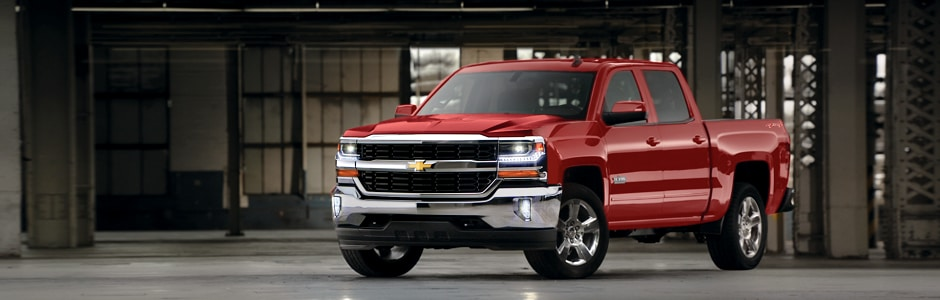 New 2018 Chevy Silverado Near Macon