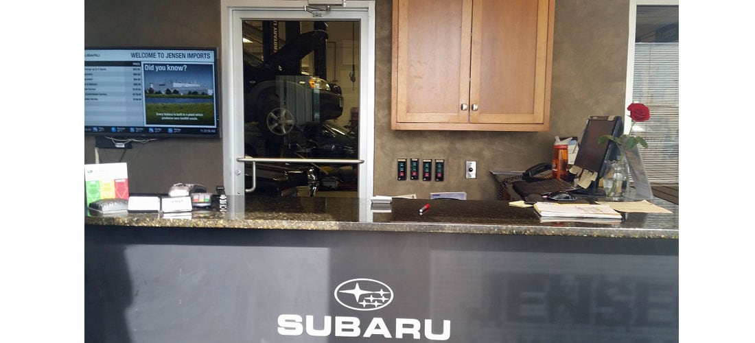 Sioux city ia subaru dealer service jensen subaru for Jensen motors sioux city