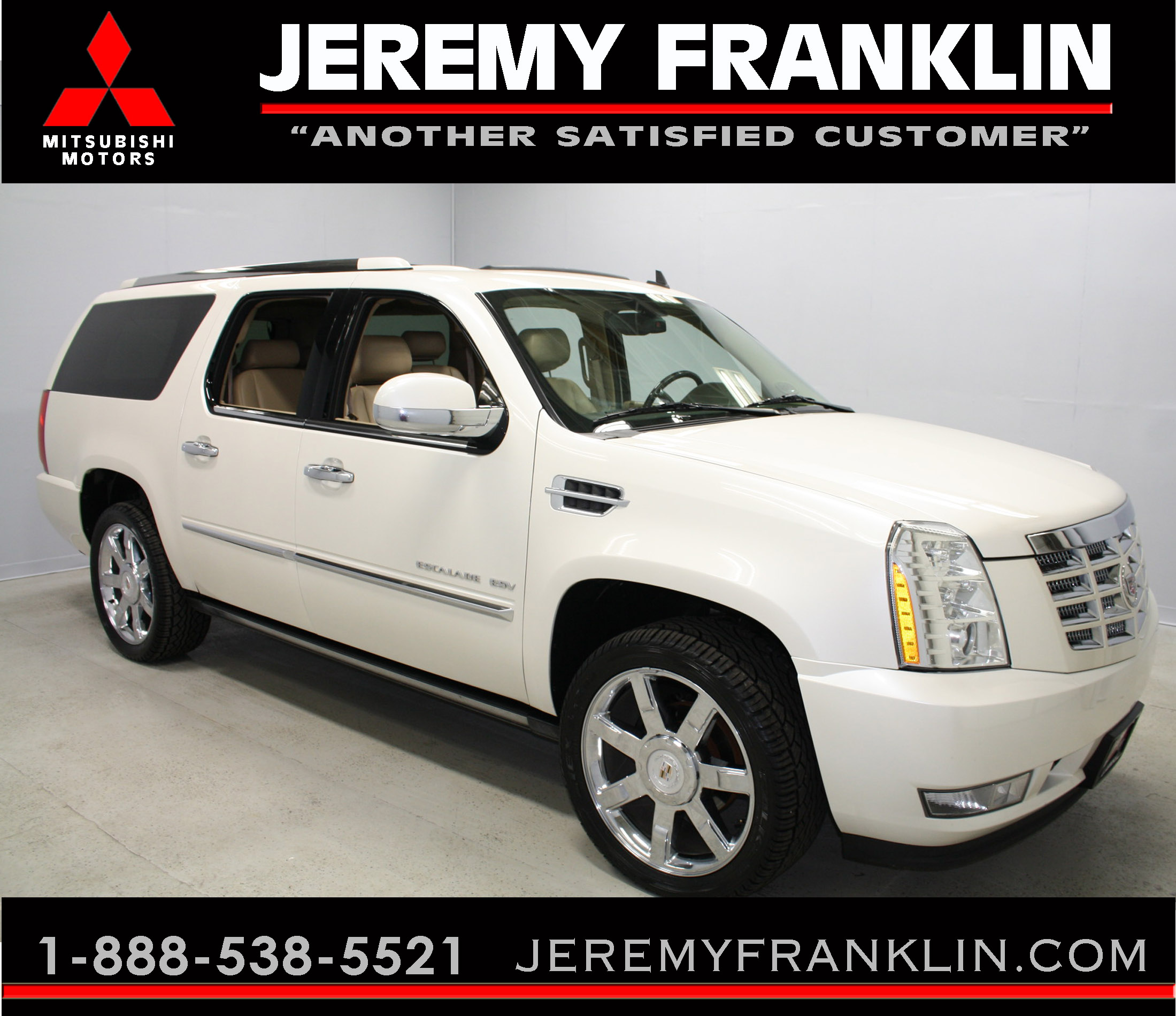 Used Cadillac Escalade ESV For Sale Kansas City, MO