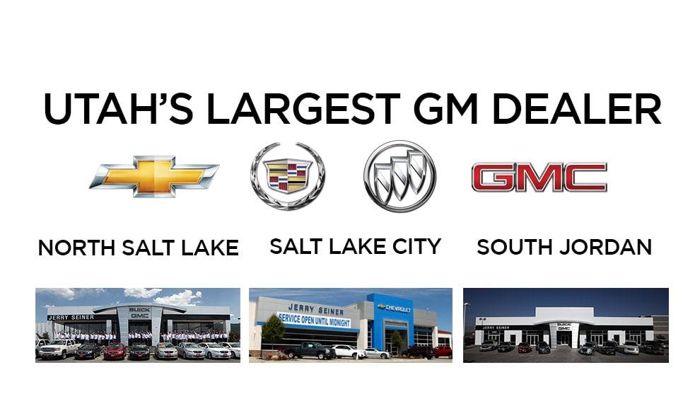 New Chevrolet, CADILLAC, Buick, Nissan, Kia Dealer in Salt ...
