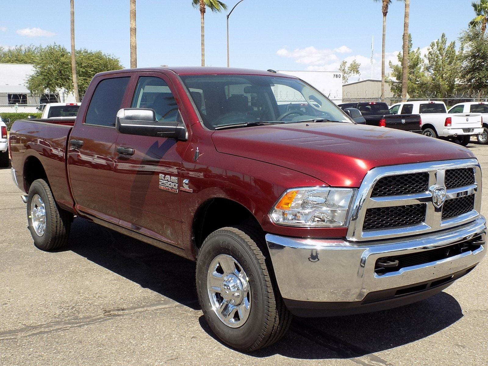 new new 2018 ram 2500 truck crew cab delmonico red pearlcoat for sale or lease in tucson utah. Black Bedroom Furniture Sets. Home Design Ideas