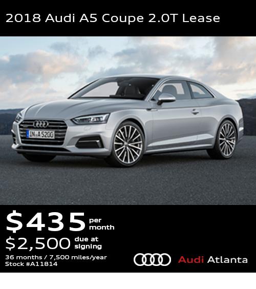 2018 audi lease deals. modren audi 2018 audi a5 coupe 20t quattro lease and audi lease deals