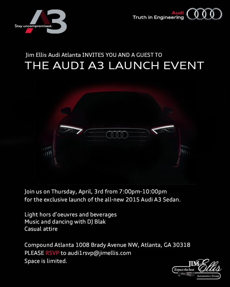 New Audi Dealership In Atlanta, GA 30341