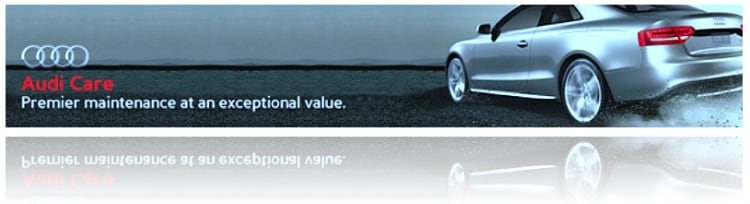Audi A B Audi Care And Extended Warranty Information Audiworld - Audi extended warranty