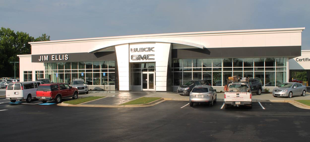 Jim Ellis Buick Gmc Mall Of Georgia Dealership History