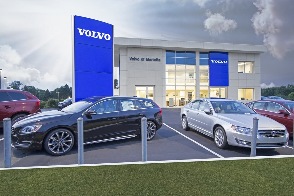 volvo luxury at detail atlanta premier serving used motors