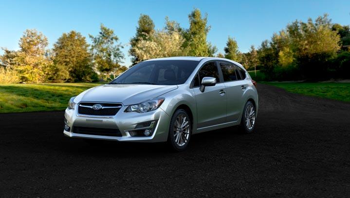 Subaru Impreza Memphis