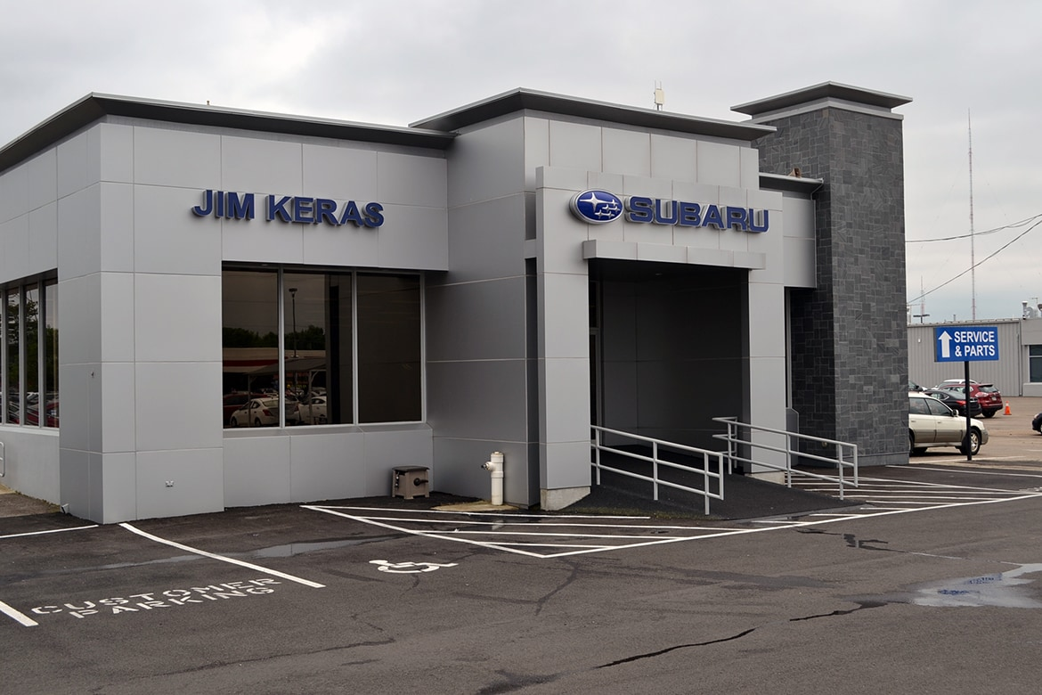 Jim Keras Subaru >> New Subaru & Used Car Dealer in Memphis, TN near Germantown & Bartlett | Jim Keras Subaru