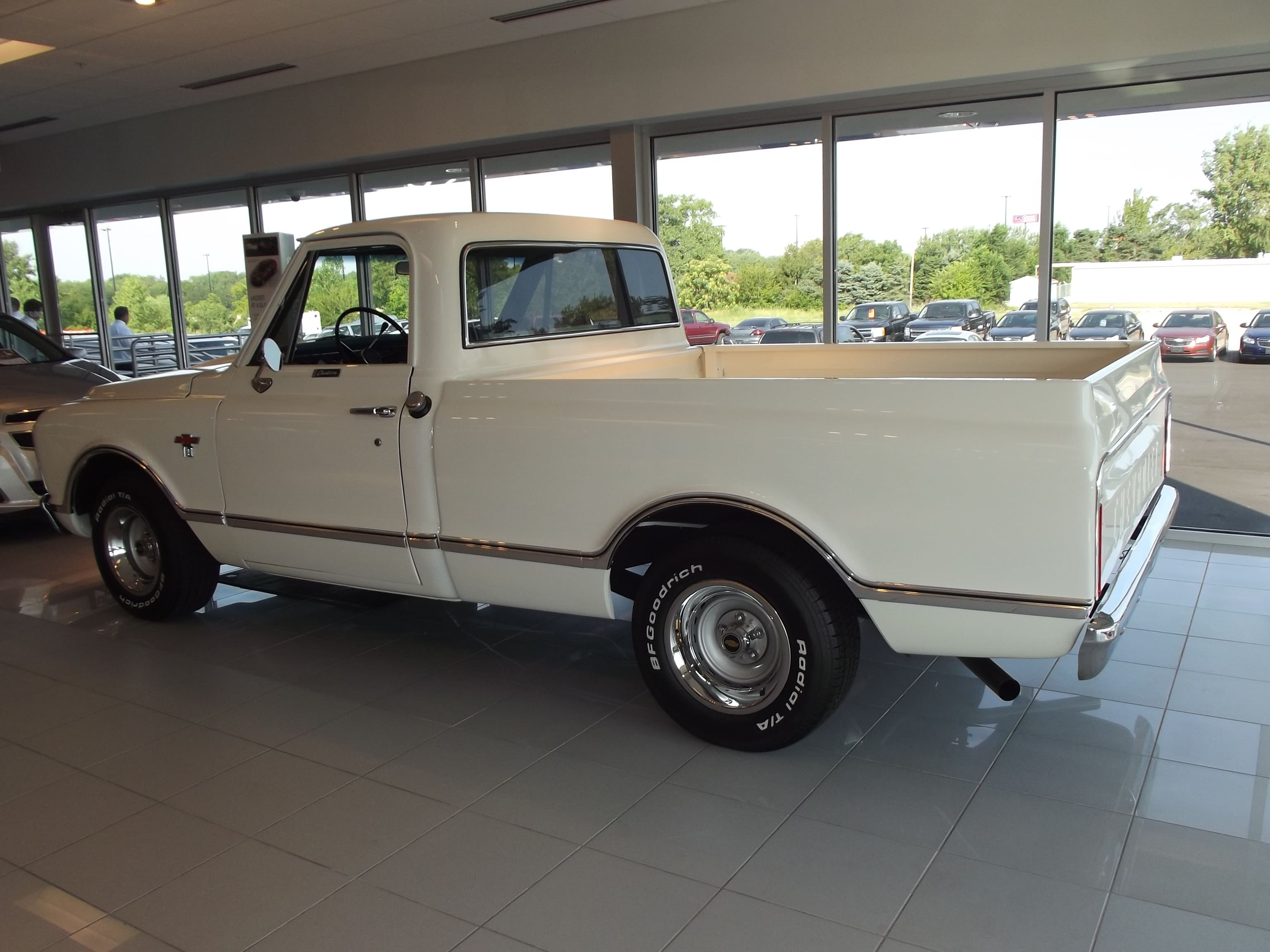 Used 1967 Chevrolet C1500 For Sale Peoria Il