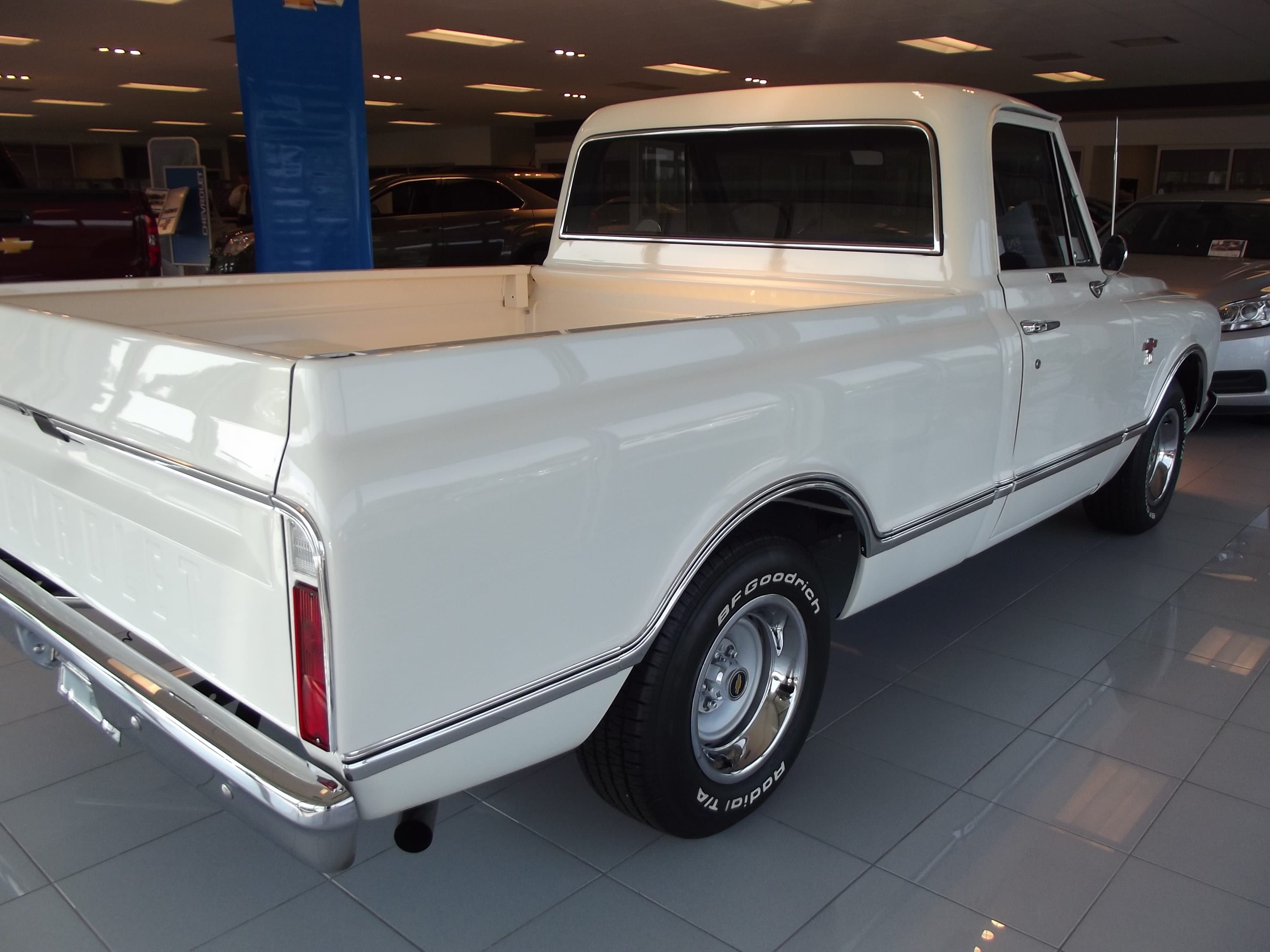 Used 1967 Chevrolet C1500 For Sale | Peoria IL