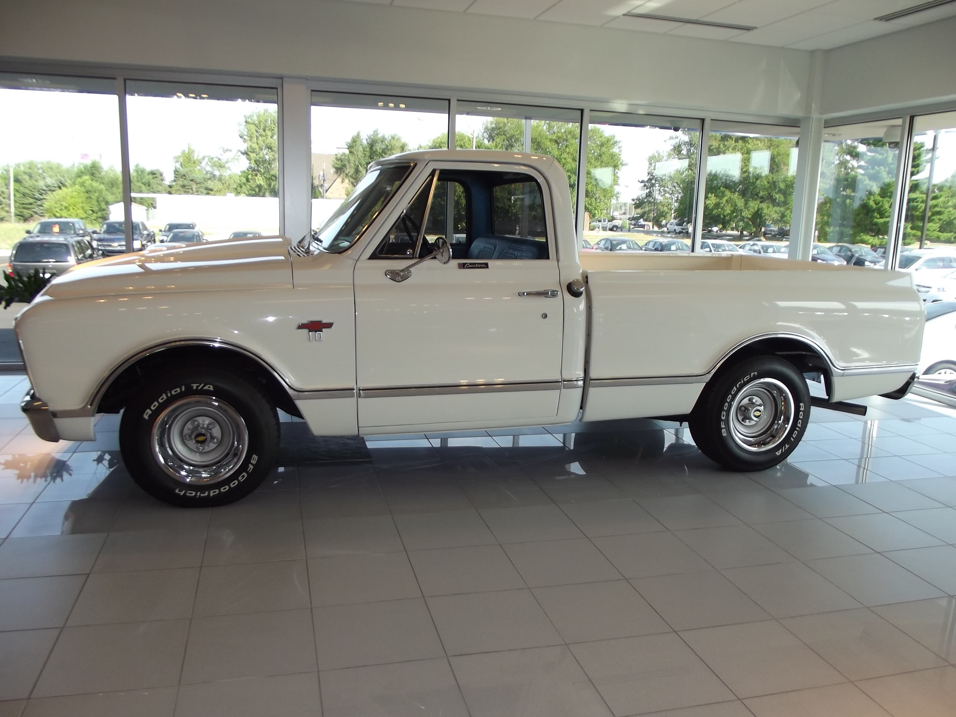 1967 Chevrolet C1500 Regular Cab