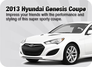 2013 Hyundai Genesis Coupe for Sale Surrey