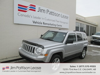 2012 Jeep Patriot 2.4L 4X4 North Edition w/ Alloy Wheels SUV