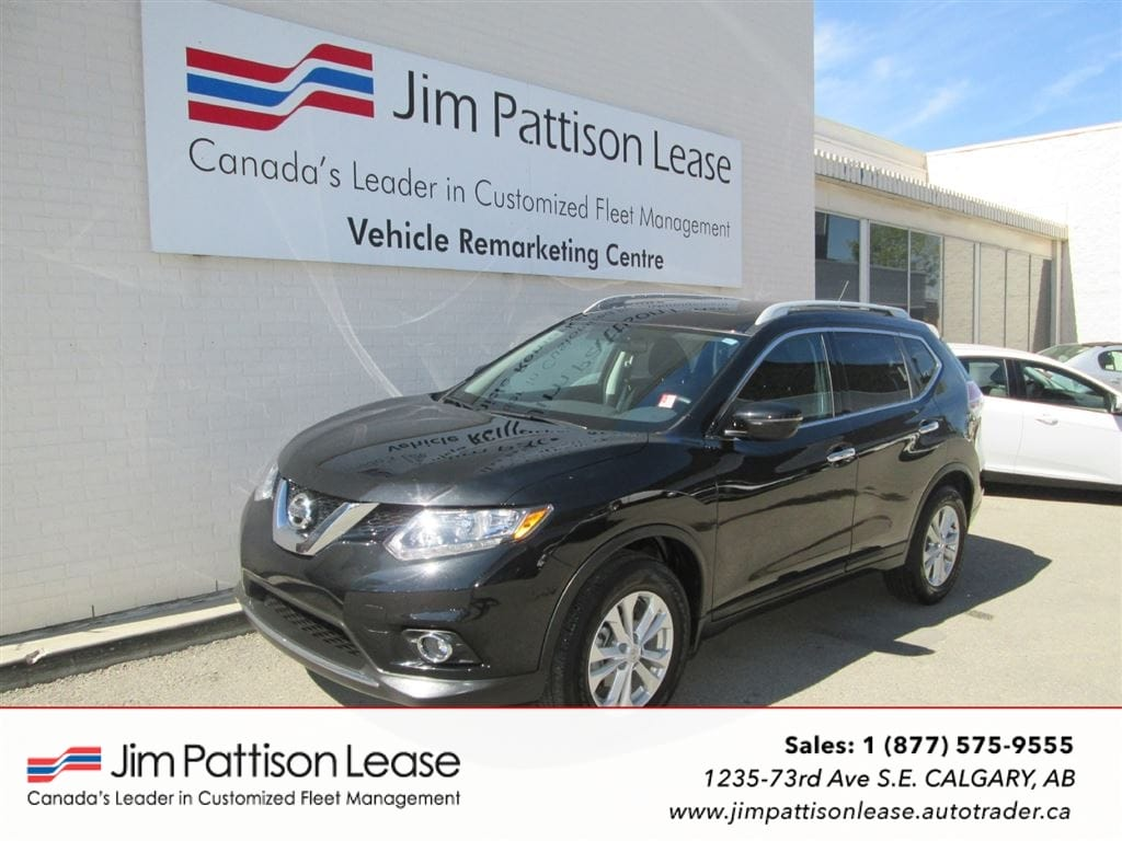 2016 Nissan Rogue SV w/Sunroof BU Camera 2.5L AWD SUV