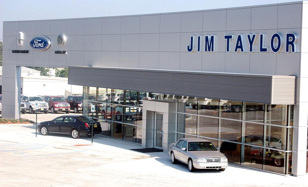 Jim Taylor Ford >> About Jim Taylor Ford A Ford Dealership In Ruston