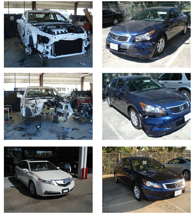 Collision Repair Near Houston, TX