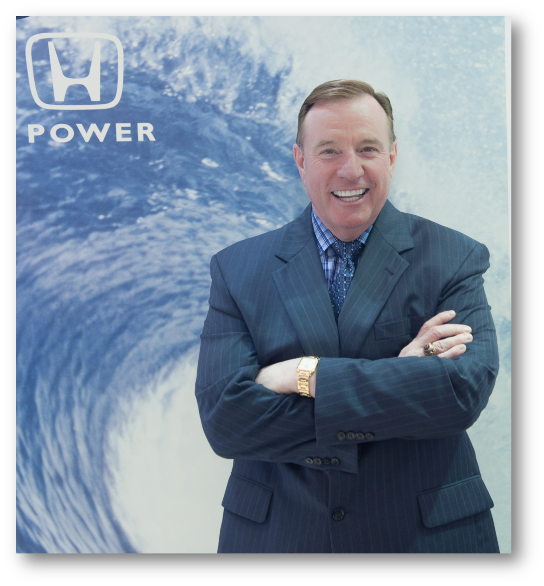 President & Managing Partner of John Eagle Honda of Dallas