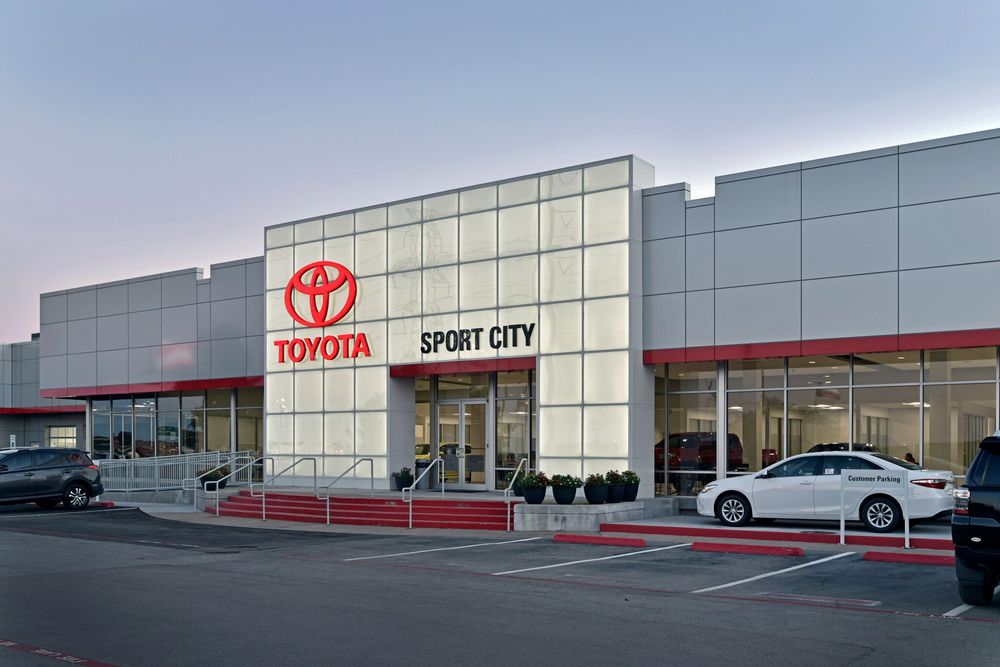 New Used Toyota Dealer Near Plano Tx Sport City Toyota In Dallas Tx