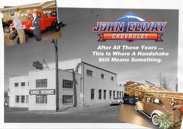 John elway chevrolet your englewood littleton auto for John elway motors denver co